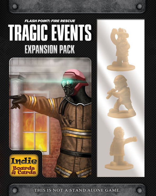 Buy Flash Point - Tragic Events (Pre-Order) and more Great Board Games Products at 401 Games