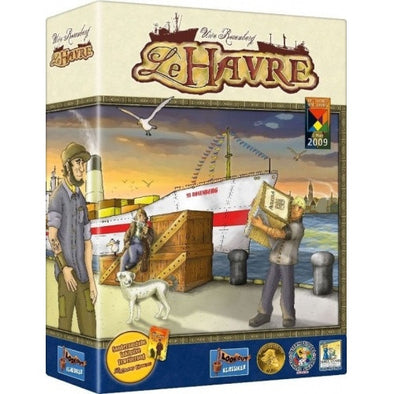 Buy Le Havre - Complete Edition and more Great Board Games Products at 401 Games