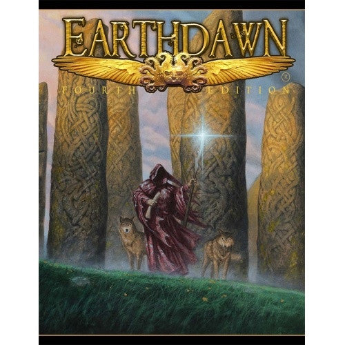 Buy Earthdawn - Fourth Edition - Game Master's Screen and more Great RPG Products at 401 Games