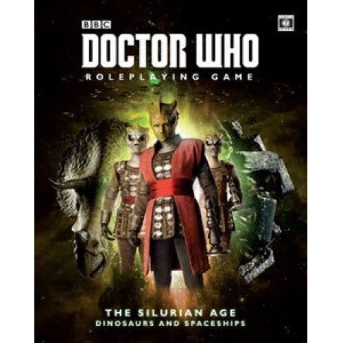 Doctor Who Roleplaying Game - The Silurian Age - 401 Games