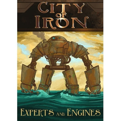 Buy City of Iron - Experts and Engines and more Great Board Games Products at 401 Games