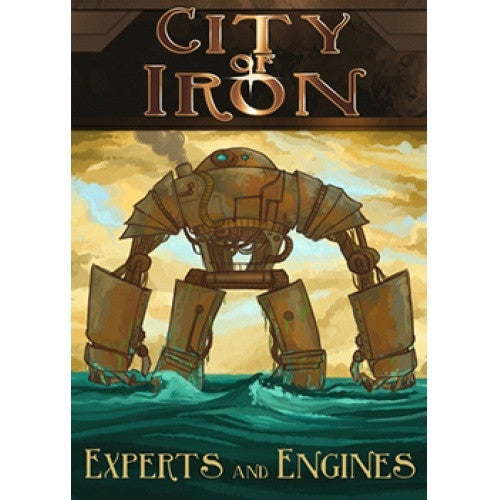 City of Iron - Experts and Engines - 401 Games