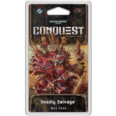 Warhammer 40k - Conquest - Deadly Salvage War Pack - 401 Games