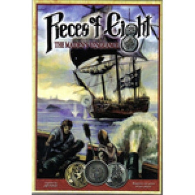 Pieces of Eight The Maiden's Vengeance - 401 Games