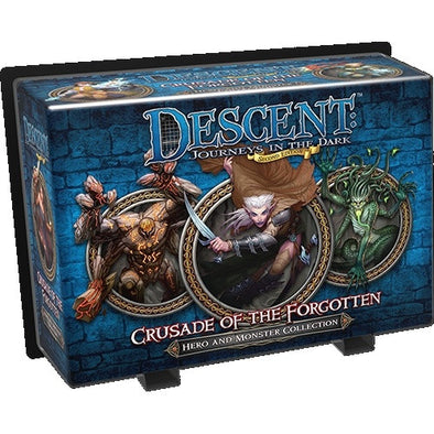 Descent - 2nd Edition - Crusade of the Forgotten Expansion - 401 Games