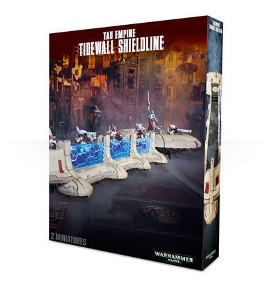 Buy Warhammer 40,000 - Tidewall Shieldline and more Great Games Workshop Products at 401 Games