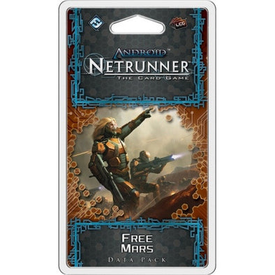 Buy Android: Netrunner LCG: Free Mars and more Great Board Games Products at 401 Games