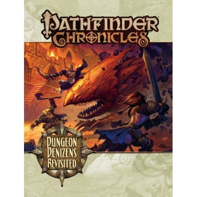 Pathfinder - Campaign Setting - Dungeon Denizens Revisited - 401 Games