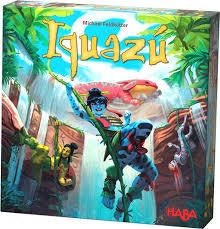 Iquazu available at 401 Games Canada