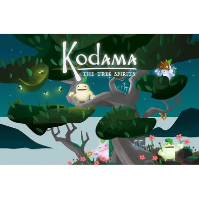 Kodama - The Tree Spirits - 2nd Edition