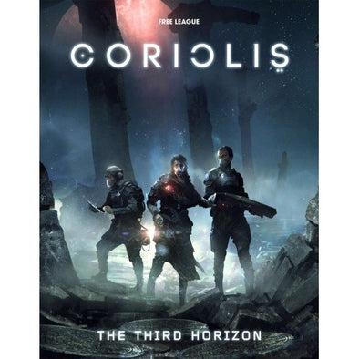 Coriolis: The Third Horizon - Core Rulebook - 401 Games