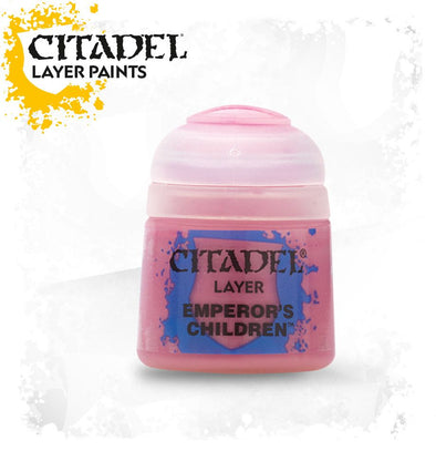 Buy Citadel Layer - Emperor's Children and more Great Games Workshop Products at 401 Games