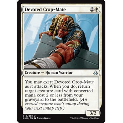 Devoted Crop-Mate (AKH) available at 401 Games Canada