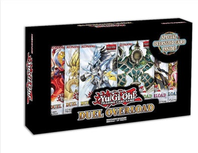 Yugioh - Duel Overload Box (Pre-Order March 20, 2020)