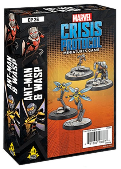 Marvel - Crisis Protocol - Ant-Man & Wasp available at 401 Games Canada