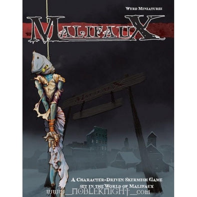 Malifaux 1st Edition - Core Rulebook