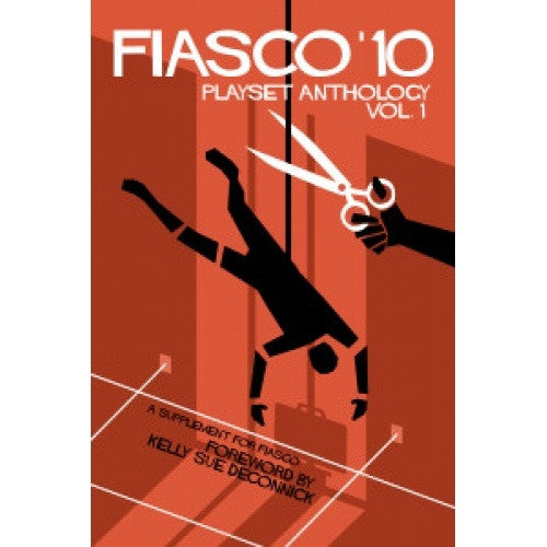 Buy Fiasco - 10: Playset Anthology Vol 1 and more Great RPG Products at 401 Games