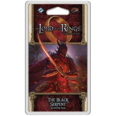 Lord of the Rings LCG: The Black Serpent (Pre-Order) available at 401 Games Canada