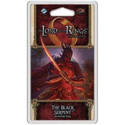 Lord of the Rings LCG: The Black Serpent (Pre-Order) - 401 Games