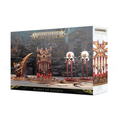 Buy Warhammer - Age of Sigmar - Blades of Khorne - Judgements of Khorne and more Great Games Workshop Products at 401 Games