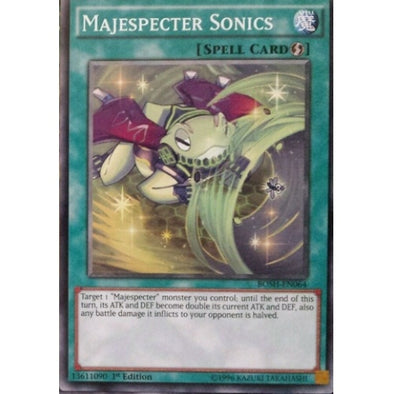Majespecter Sonics (BOSH) available at 401 Games Canada