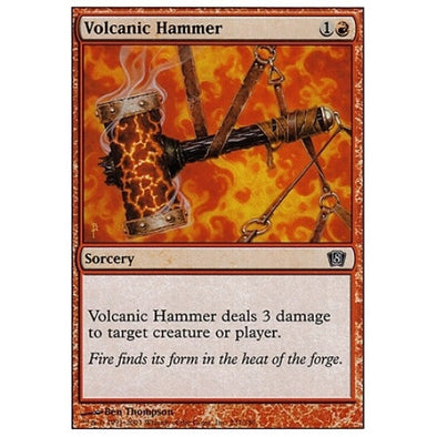 Volcanic Hammer available at 401 Games Canada