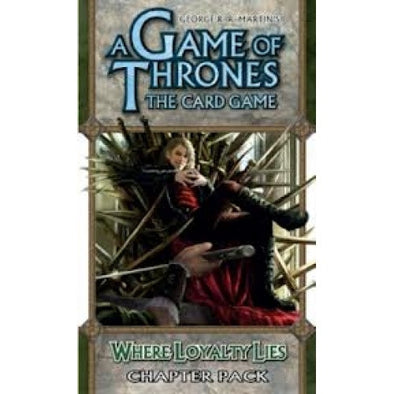 Buy Game of Thrones Living Card Game - Where Loyalty Lies and more Great Board Games Products at 401 Games
