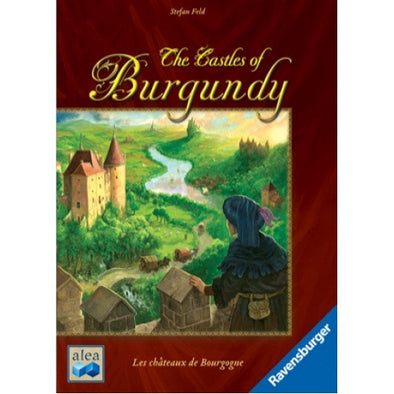 Buy The Castles of Burgundy and more Great Board Games Products at 401 Games