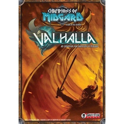 Champions of Midgard - Valhalla Expansion - 401 Games