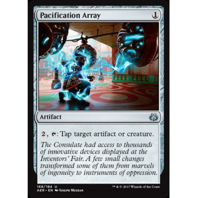 Pacification Array - 401 Games