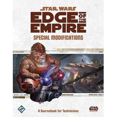 Buy Star Wars: Edge of the Empire - Special Modifications and more Great RPG Products at 401 Games
