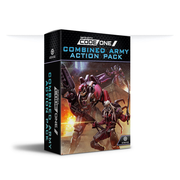 Infinity - CodeOne - Combined Army Action Pack - 401 Games