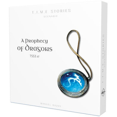 T.I.M.E. Stories - A Prophecy of Dragons - 401 Games