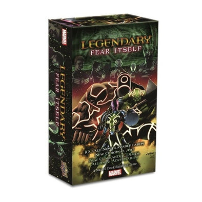 Marvel Legendary - Deck Building Game - Fear Itself Expansion - 401 Games