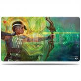 Buy Ultra Pro - Play Mat - MTG War of the Spark V6 and more Great Sleeves & Supplies Products at 401 Games