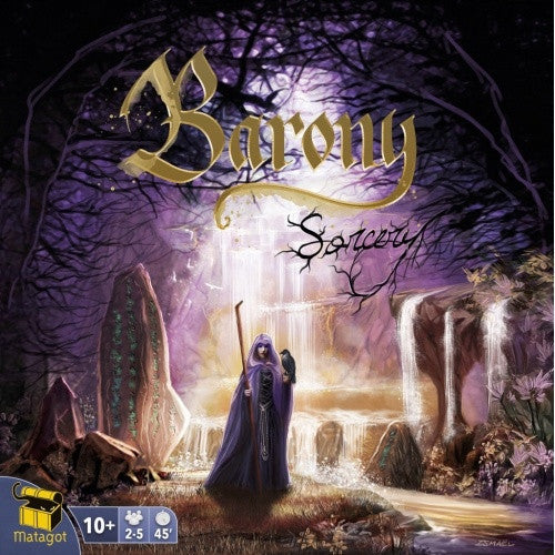 Buy Barony - Sorcery and more Great Board Games Products at 401 Games