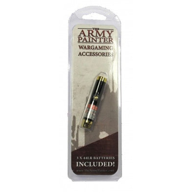 Buy Army Painter - Wargaming Accessories - Targetlock Laser Pointer and more Great Sleeves & Supplies Products at 401 Games