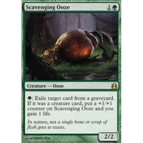 Scavenging Ooze (CMD) available at 401 Games Canada