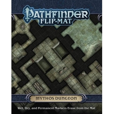Buy Pathfinder - Flip Mat - Mythos Dungeon and more Great RPG Products at 401 Games