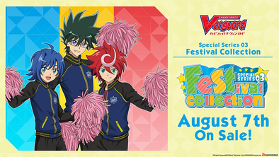 Cardfight!! Vanguard - V Special Series 05: Festival Collection (Pre-Order August 7, 2020) - 401 Games