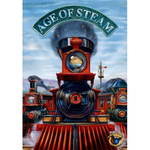 Buy Age of Steam and more Great Board Games Products at 401 Games