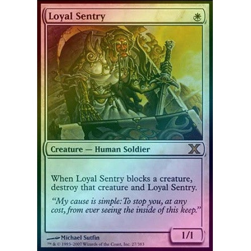 Loyal Sentry (Foil) - 401 Games