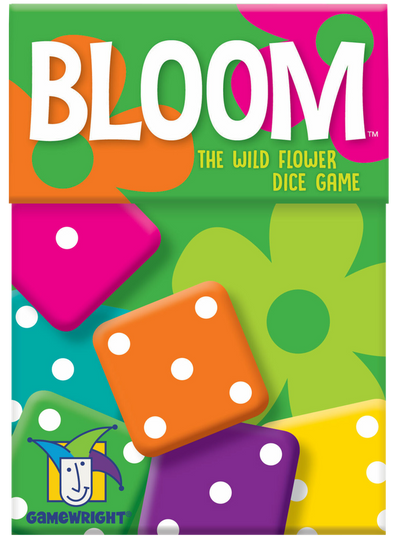 Bloom - The Wild Flower Dice Game available at 401 Games Canada