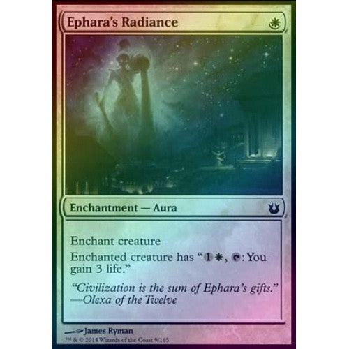 Ephara's Radiance (Foil) (BNG) available at 401 Games Canada