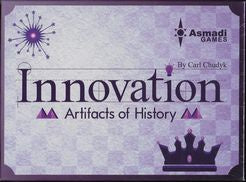 Buy Innovation: Artifacts of History and more Great Board Games Products at 401 Games
