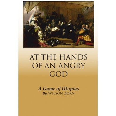 Buy At the Hands of an Angry God: a Game of Utopias - Core Rulebook and more Great RPG Products at 401 Games