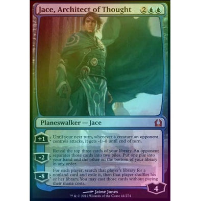 Jace, Architect of Thought (Foil) - 401 Games