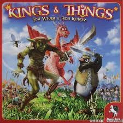 Kings & Things - 401 Games