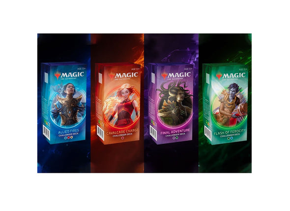 MTG - Challenger Decks 2020 - Set of 4 available at 401 Games Canada