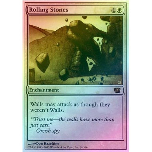 Rolling Stones (Foil) available at 401 Games Canada